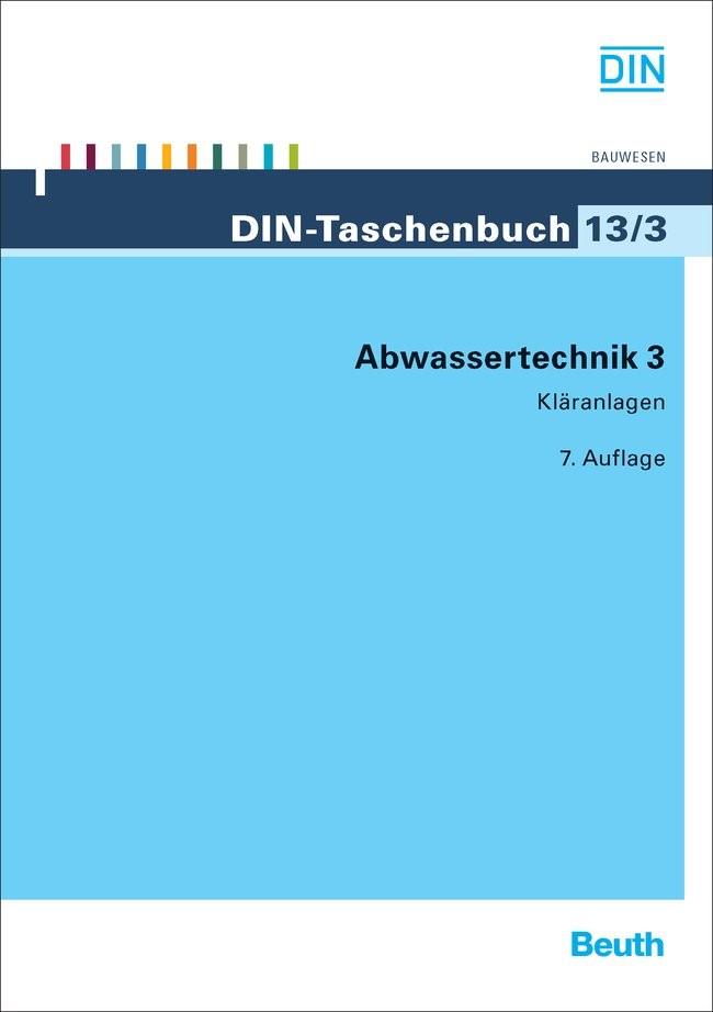 Abwassertechnik 3, 2009 | Buch (Cover)