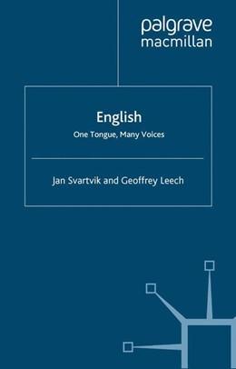 Abbildung von English – One Tongue, Many Voices | 2nd ed. 2006 | 2006