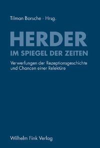 Herder im Spiegel der Zeiten | Borsche, 2006 | Buch (Cover)