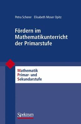 Abbildung von Scherer / Padberg | Fördern im Mathematikunterricht der Primarstufe | 1. Auflage | 2010 | beck-shop.de