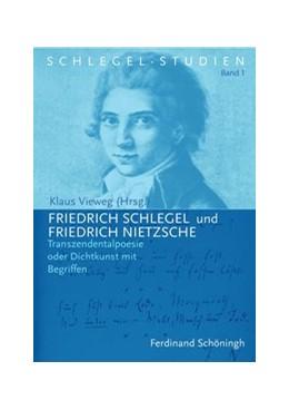 Abbildung von Vieweg   Friedrich Schlegel und Friedrich Nietzsche   2008