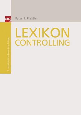 Abbildung von Preißler   Lexikon Controlling   2007