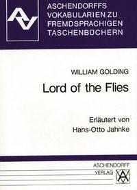 Abbildung von Golding   Lord of the Flies   20., Aufl.   1999