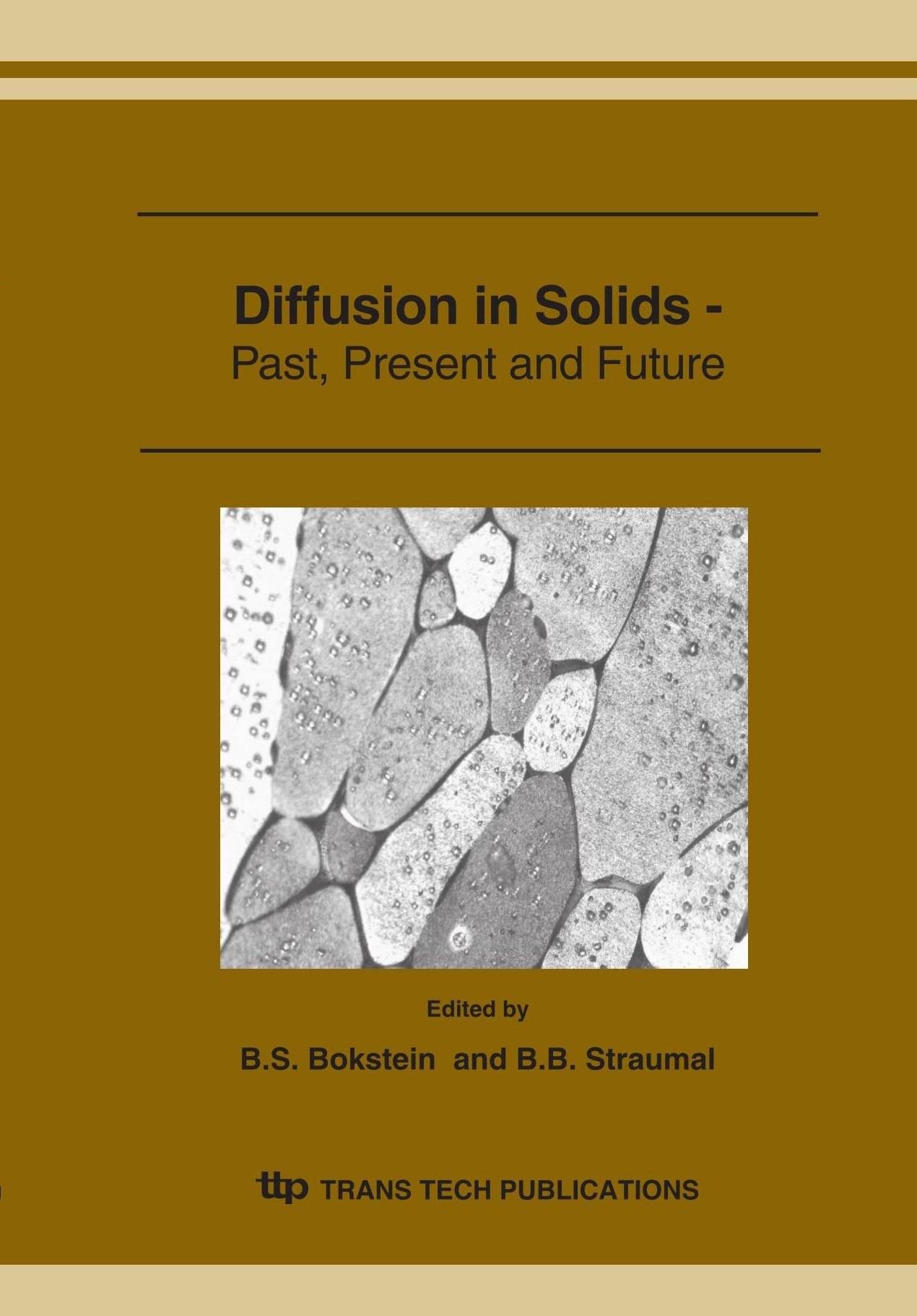 Abbildung von Bokstein / Straumal   Diffusion in Solids   2006