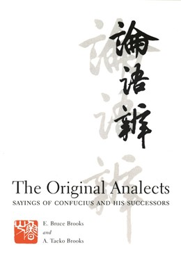 Abbildung von Brooks | The Original Analects | 1998 | Sayings of Confucius and His S...