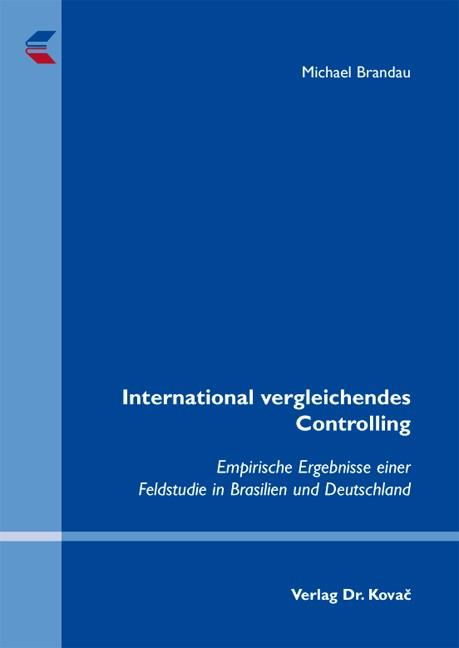 International vergleichendes Controlling   Brandau, 2010   Buch (Cover)