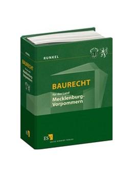 Abbildung von Runkel | Baurecht für das Land Mecklenburg-Vorpommern | 1. Auflage | 2019 | beck-shop.de