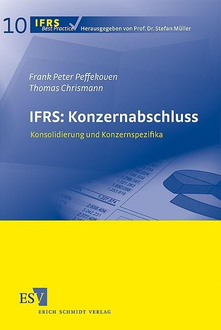 IFRS: Konzernabschluss | Peffekoven / Chrismann, 2012 | Buch (Cover)