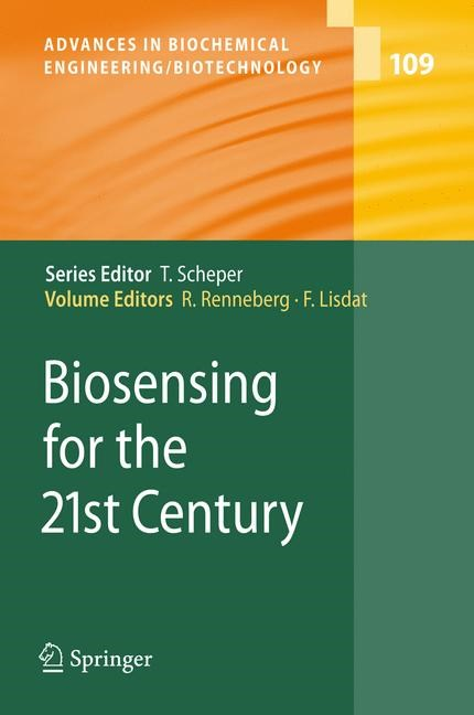 Biosensing for the 21st Century | Lisdat, 2007 | Buch (Cover)