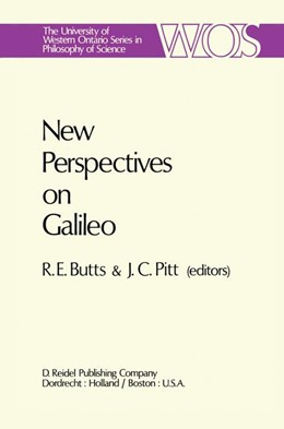 Abbildung von Butts / Pitt | New Perspectives on Galileo | 1978 | Papers Deriving from and Relat... | 14