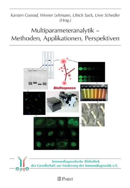 Abbildung von Conrad / Lehmann / Sack | Multiparameteranalytik - Methoden, Applikationen, Perspektiven | 2008