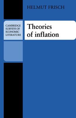 Abbildung von Frisch | Theories of Inflation | 1984