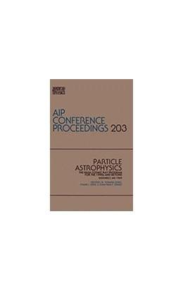 Abbildung von Jones   Particle Astrophysics   1998   203