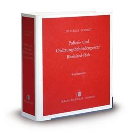 Abbildung von De Clerck / Schmidt | Polizei- und Ordnungsbehördengesetz Rheinland-Pfalz | Loseblattwerk mit 30. Aktualisierung | 2020 | Kommentar