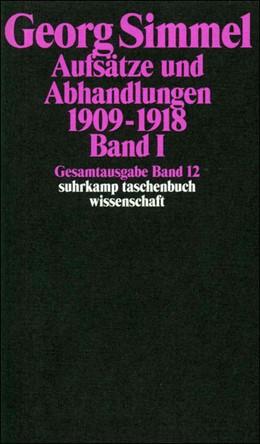 Abbildung von Kramme / Rammstedt | Gesamtausgabe in 24 Bänden | 2001 | Band 12: Aufsätze und Abhandlu... | 812