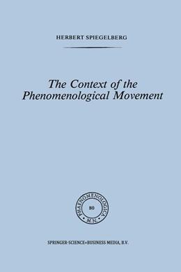 Abbildung von Spiegelberg | The Context of the Phenomenological Movement | 1981 | 80