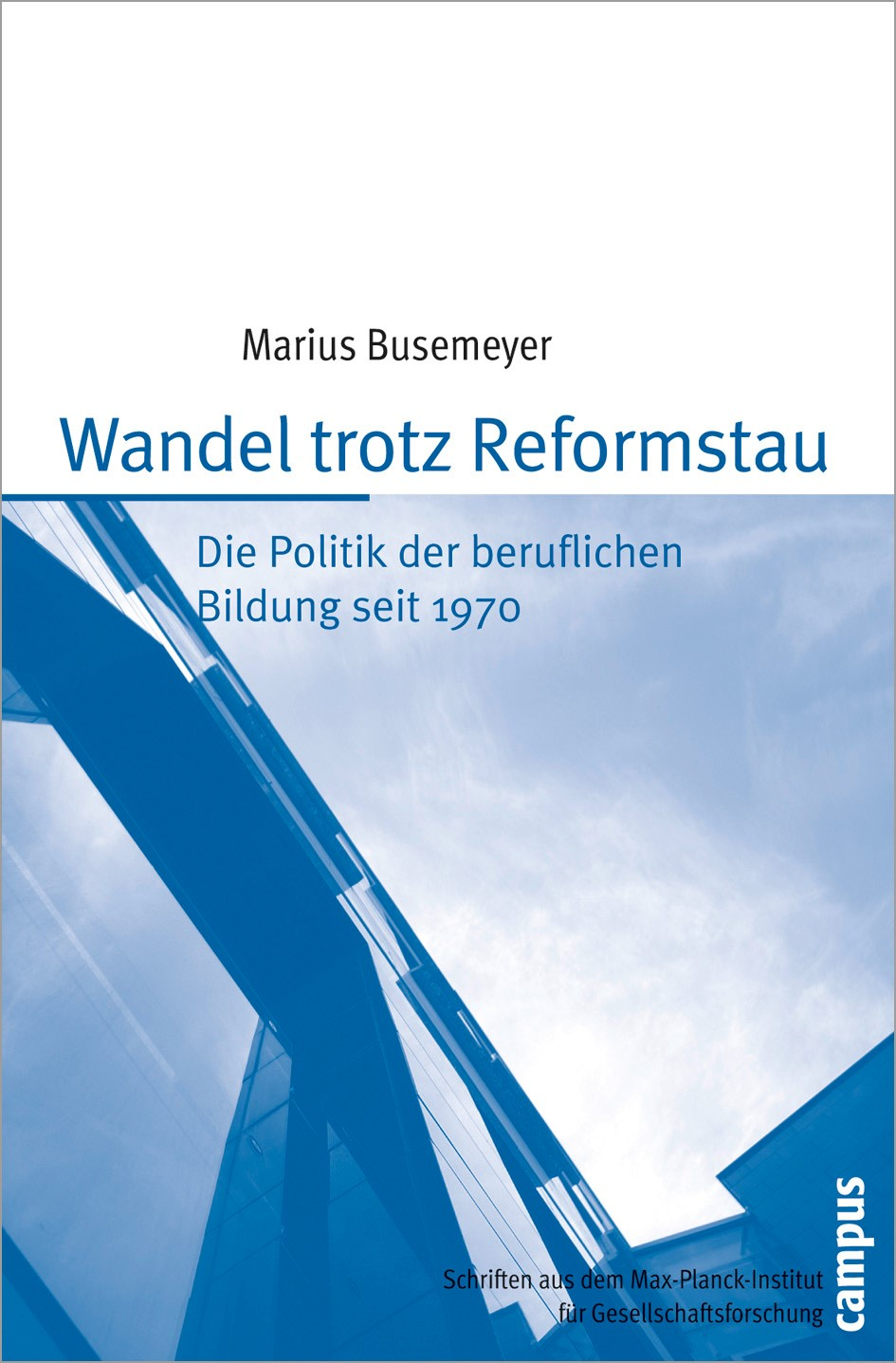 Abbildung von Busemeyer | Wandel trotz Reformstau | 2009