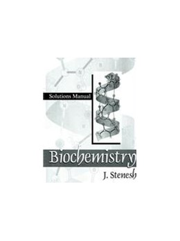 Abbildung von Stenesh | Biochemistry Biochemistry: Solutions Manual | 1998