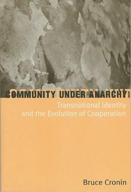 Abbildung von Cronin | Community Under Anarchy | 1999