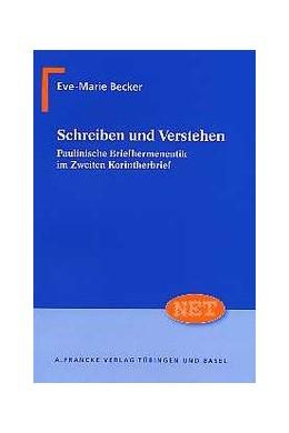 Abbildung von Becker   Schreiben und Verstehen   1. Auflage   2002   4   beck-shop.de