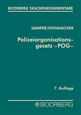 Abbildung von Polizeiorganisationsgesetz – POG – | 2008 | Gesetz über die Organisation d...