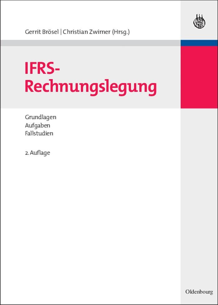 IFRS-Rechnungslegung | Brösel / Zwirner | vollständig überarbeitete und aktualisierte Auflage, 2009 | Buch (Cover)
