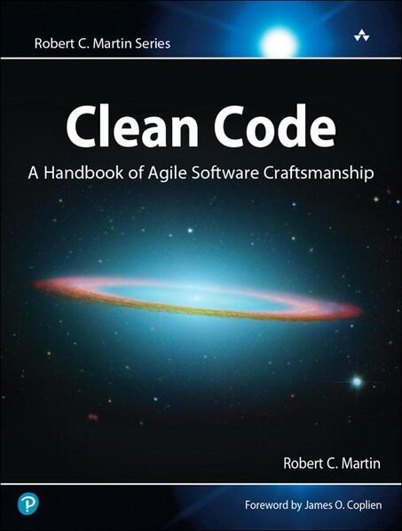 Clean Code | Martin, 2009 | Buch (Cover)