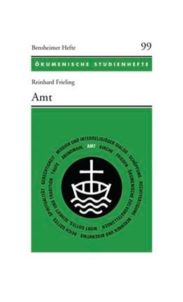 Abbildung von Frieling | Amt | 2002 | Laie – Pfarrer – Priester – Bi... | Heft 013