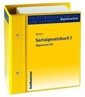 Sozialgesetzbuch I | Peters | Loseblattwerk mit 15. Aktualisierung, 2009 (Cover)