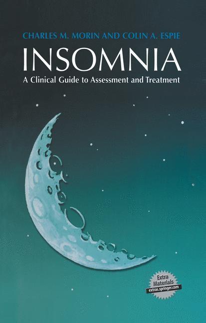 Insomnia | Morin / Espie | 2004, 2003 | Buch (Cover)
