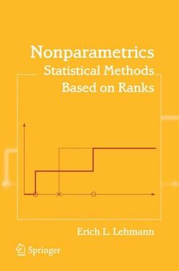 Abbildung von Lehmann | Nonparametrics | 2006 | Statistical Methods Based on R...