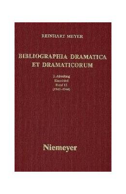 Abbildung von Meyer | 1742-1744 | 1999 | Bd. 12: (1742-1744). Kommentie...