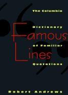 Abbildung von Andrews   Famous Lines   1996
