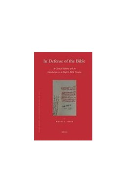 Abbildung von Saleh | In Defense of the Bible | 2008 | A Critical Edition and an Intr... | 73