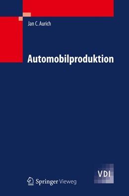 Abbildung von Aurich | Automobilproduktion | 2021