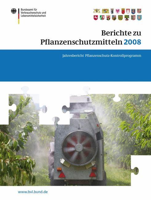 Berichte zu Pflanzenschutzmitteln 2008 | Brandt, 2010 | Buch (Cover)