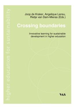 Abbildung von Kraker / Lansu / Dam-Mieras | Crossing Boundaries | 2008 | Innovative Learning für Sustai...