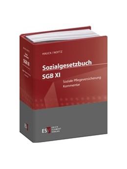 Abbildung von Hauck / Noftz   Sozialgesetzbuch (SGB) XI: Soziale Pflegeversicherung • mit Aktualisierungssservice   Loseblattwerk mit Aktualisierungen   2020   Kommentar