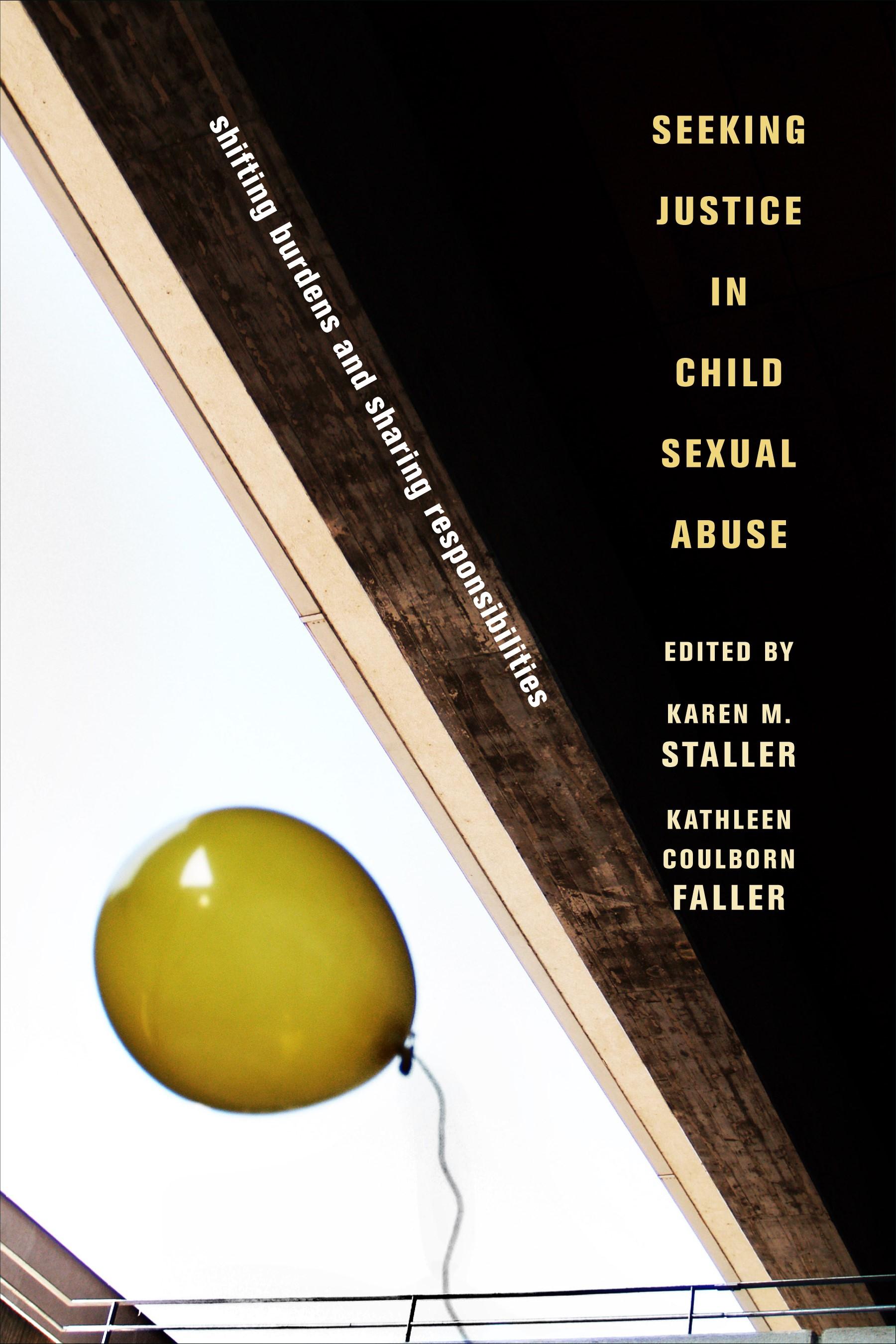 Abbildung von Staller / Faller | Seeking Justice in Child Sexual Abuse | 2009