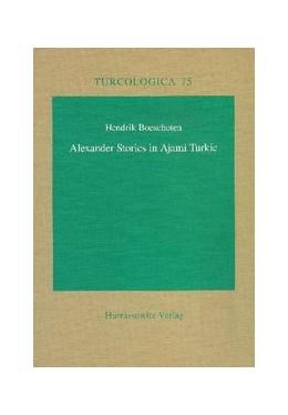 Abbildung von Boeschoten | Alexander Stories in Ajami Turkic | 2009 | 75