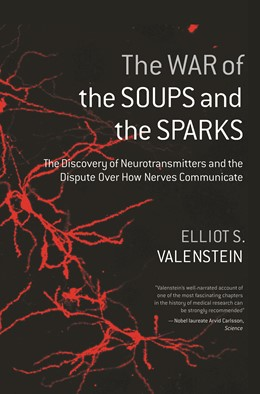 Abbildung von Valenstein | The War of the Soups and the Sparks | 2006 | The Discovery of Neurotransmit...