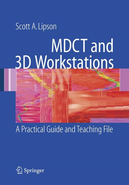 MDCT and 3D Workstations | Lipson, 2005 | Buch (Cover)