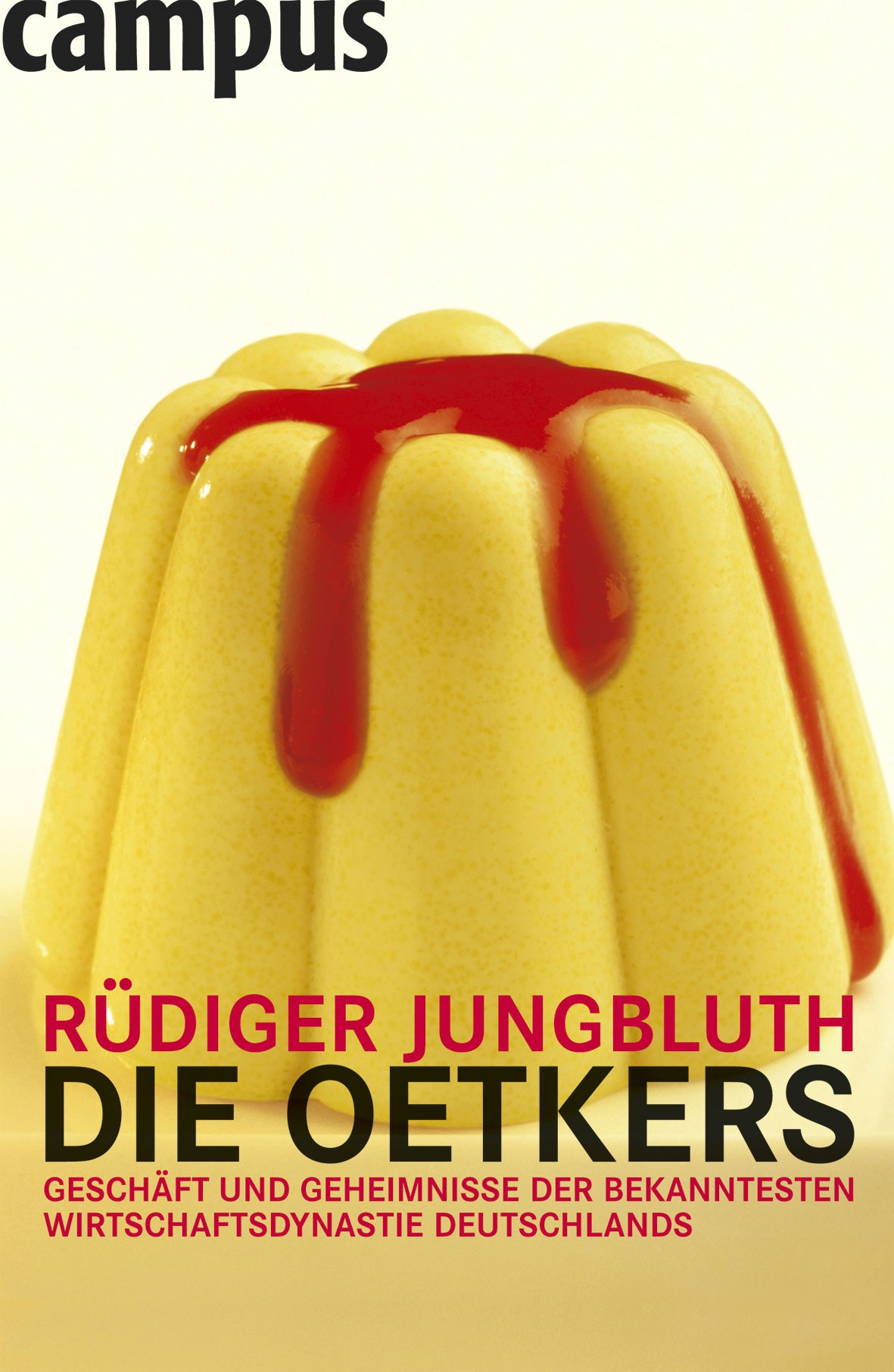 Die Oetkers | Jungbluth, 2004 | Buch (Cover)