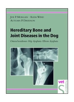 Abbildung von Morgan / Wind / Davidson | Hereditary Bone and Joint Diseases in the Dog | 2003 | Osteochondroses, Hip Dysplasia...