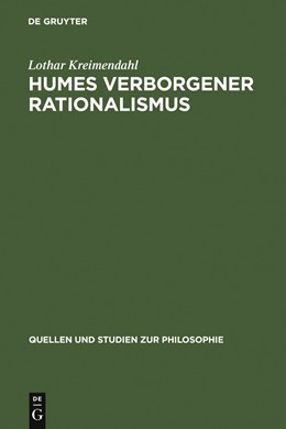 Abbildung von Kreimendahl | Humes verborgener Rationalismus | Reprint 2011 | 1982