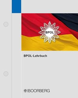 Abbildung von Walter   BPOL-Lehrbuch   1. Auflage   2019   beck-shop.de