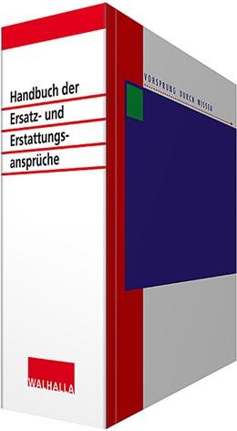 Abbildung von Marburger | Handbuch Ersatz- und Erstattungsansprüche • mit Aktualisierungsservice | Loseblattwerk mit 118. Aktualisierung | 2020 | Ausgleichsansprüche zwischen d...