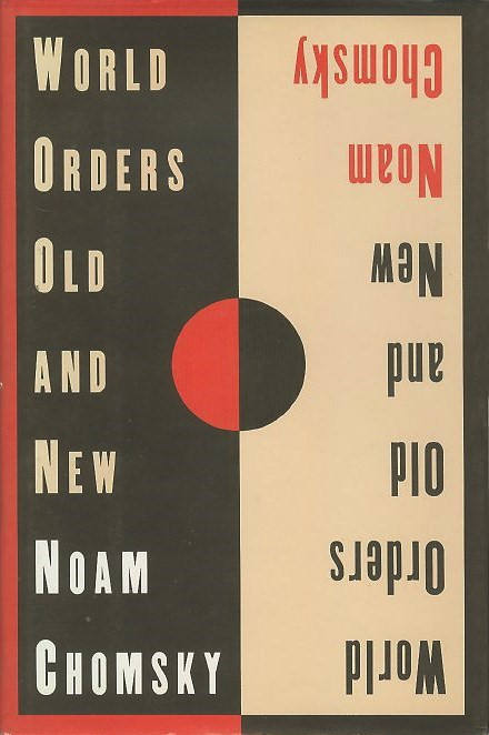 Abbildung von Chomsky | World Orders Old and New | 1996