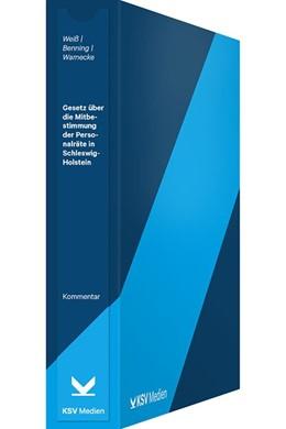 Abbildung von Hübner-Berger / Weiß | Gesetz über die Mitbestimmung der Personalräte (Mitbestimmungsgesetz Schleswig-Holstein - MBG Schl.-H.) | 1. Auflage | 2020 | beck-shop.de