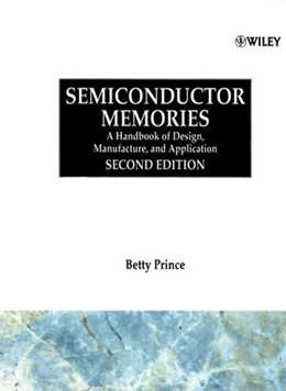 Abbildung von Prince | Semiconductor Memories | 1995 | A Handbook of Design, Manufact...